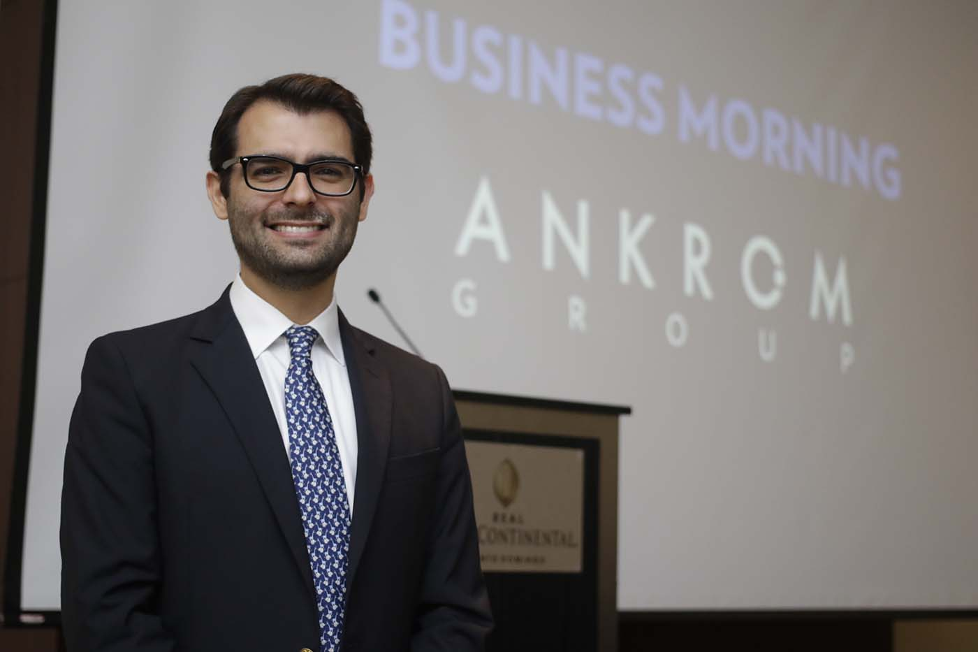 "Ankrom lanza ""Business Morning"" para promover oportunidades empresariales"